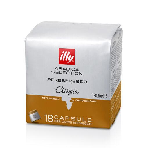 Kava v kapsulah IE Arabica Selection Etiopia