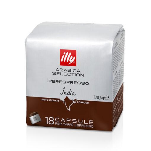 Kava v kapsulah IE Arabica Selection India