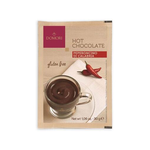Vroča čokolada s čilijem