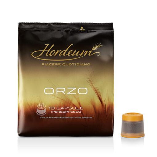 Hordeum ječmenov napitek v kapsulah IE, Orzo