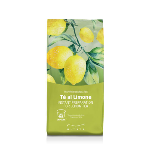 Limonin čaj v kapsulah MPS